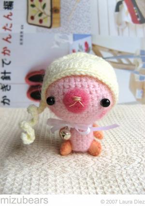 Ravelry: Amigurumi Crochet Teddy Bear Pattern pattern by