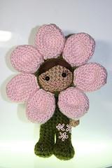 Flowercostumegirl